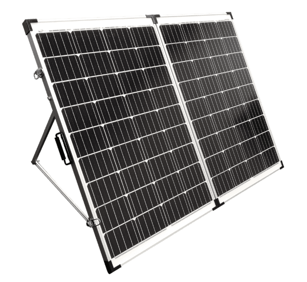 200 watt portable solar kit by go power