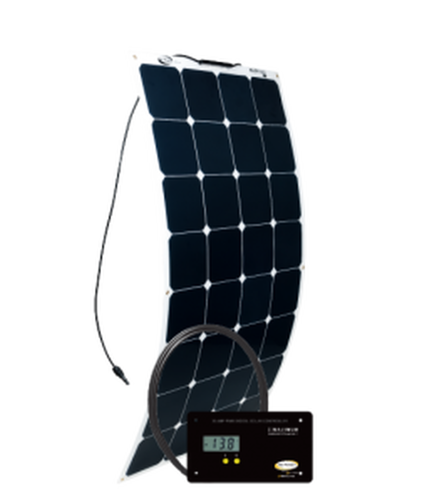 Flexible Solar Kit for Truck Solar Power