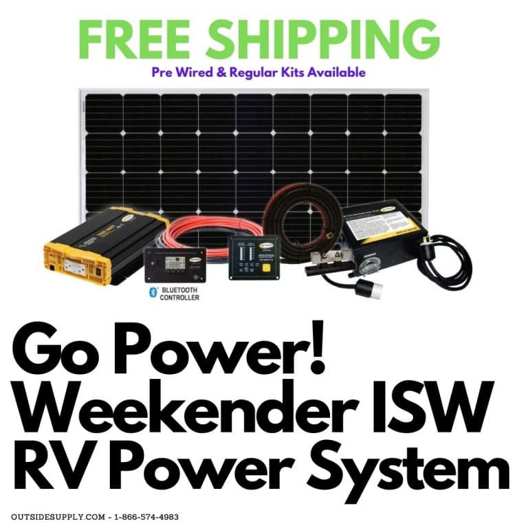 Buy Go Power Weekender ISW Kit with Free Shipping