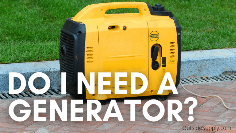 Do I need a generator with an RV solar system